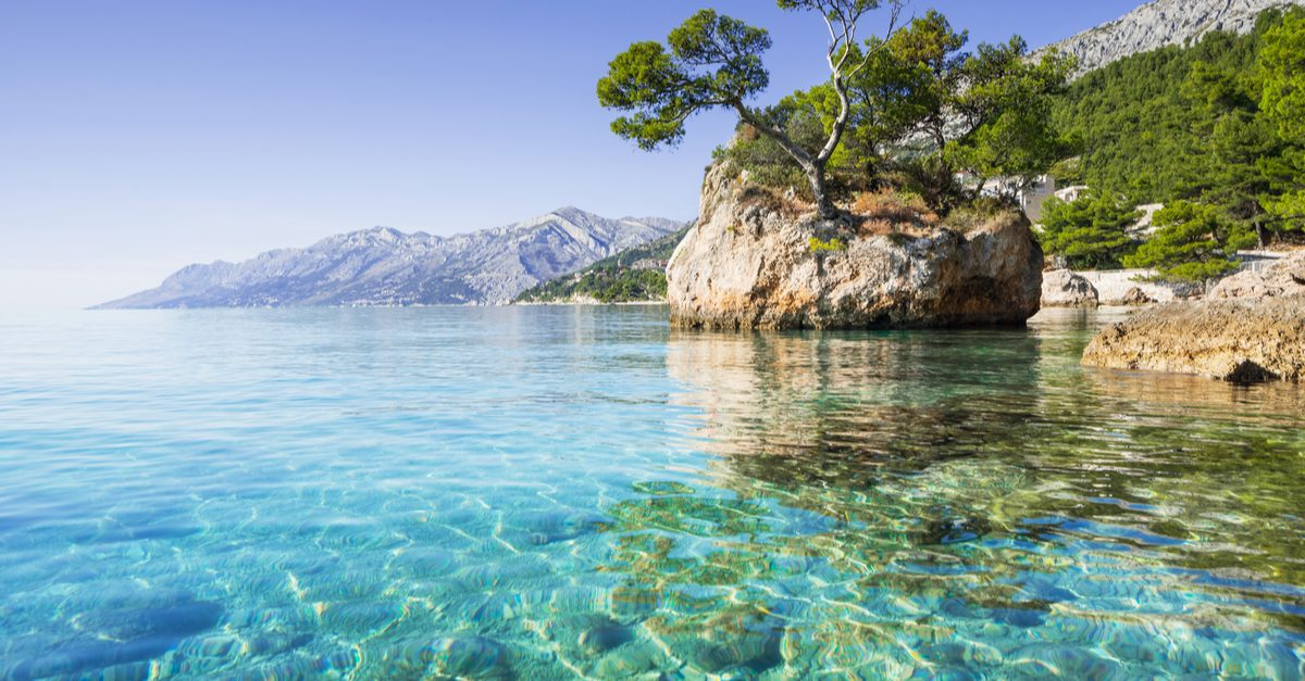 beautiful beaches in croatia