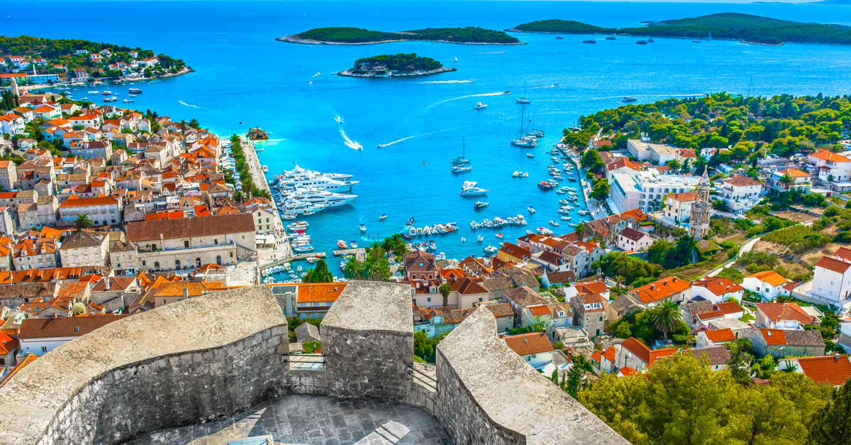 fun facts about croatia with a view
