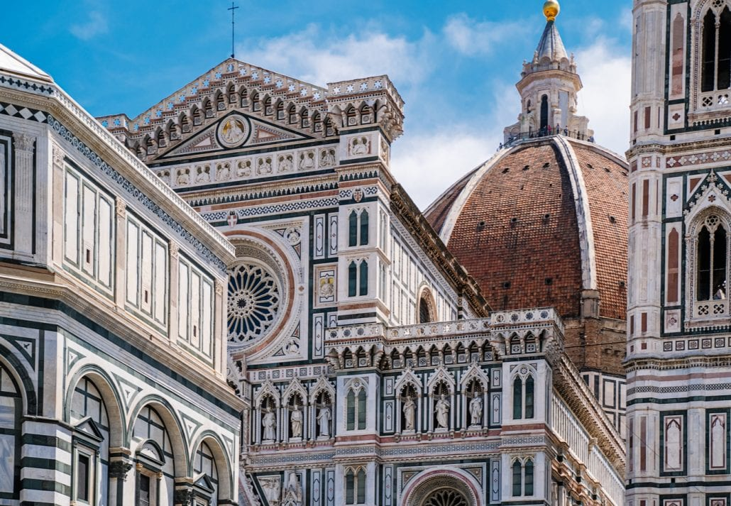 Florence, Cathedral, Italy.
